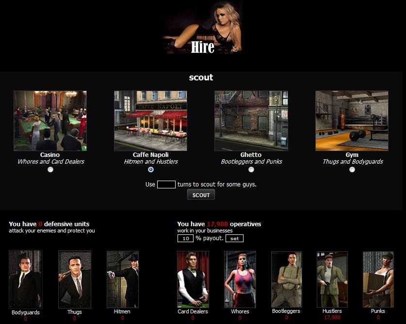 mafia boss game